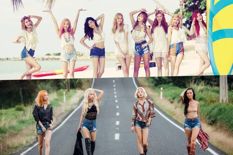 15 videos musicales de K-Pop filmados en preciosos lugares que deberías visitar al menos una vez