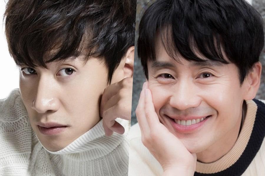 Lee Kwang Soo y Shin Ha Kyun retratarán una amistad única en una próxima película