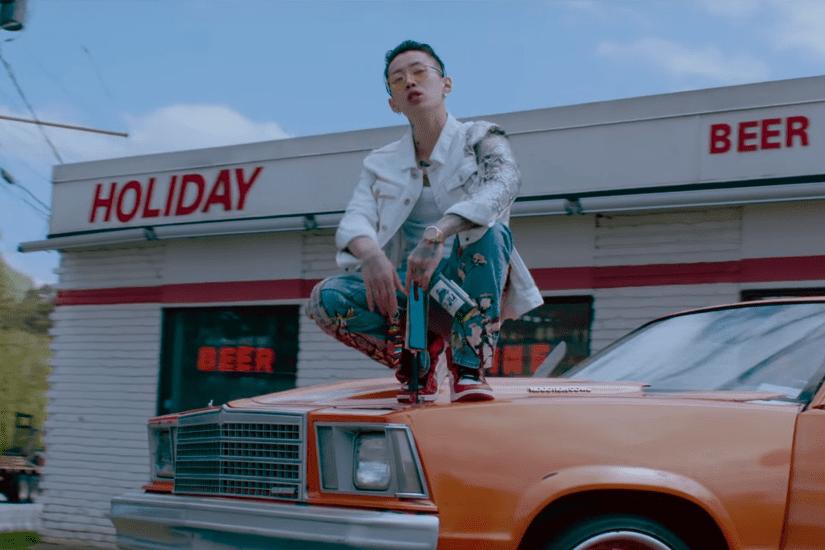 """Jay Park libera oficialmente el MV para """"Soju"""" con 2 Chainz"""