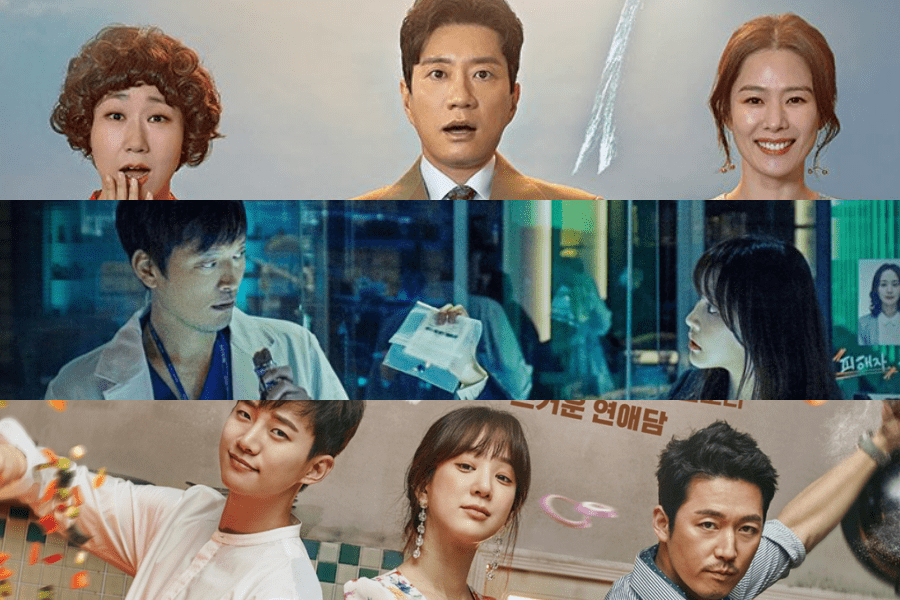"""The Miracle We Met"" se mantienen en el primer lugar de su franja horaria mientras que ""Partners For Justice"" estrena su primer episodio"