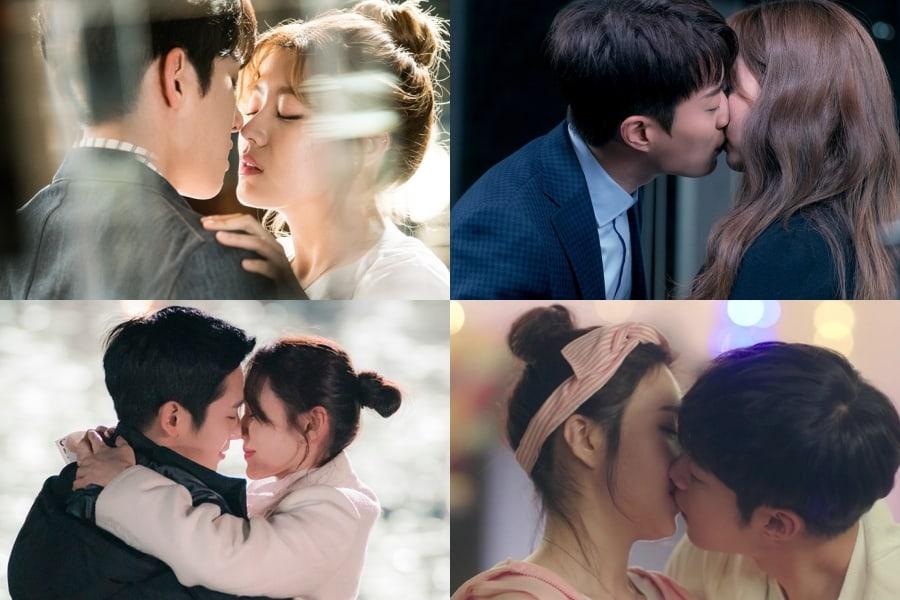 Escenas de beso de dramas coreanos que nos hacen querer enamorarnos lo más pronto posible