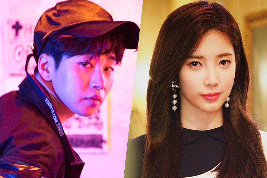 DinDin y Chaekyung de APRIL responden a informes de noviazgo