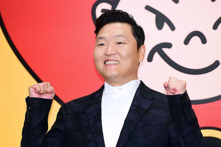PSY deja YG Entertainment luego de 8 años
