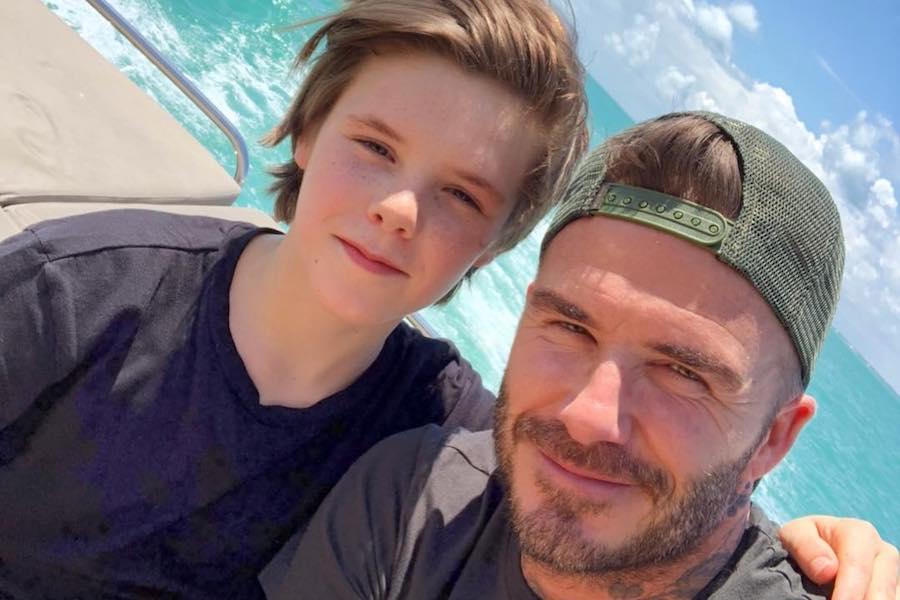 El hijo de David Beckham, Cruz, habría participado en una audición coreana; agencia responde