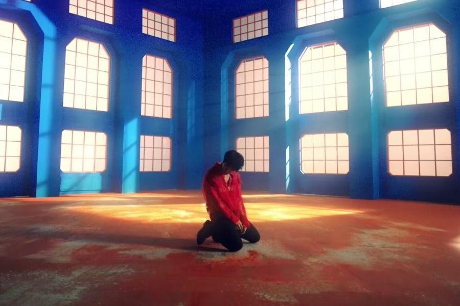 """[Actualizado] Kim Dong Han impresiona con el teaser del baile de su canción de debut """"Sunset"""""""