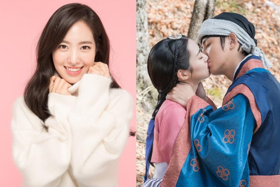 """Jin Se Yeon bromea sobre la disculpa de Yoon Shi Yoon por sus habilidades para besar en """"Grand Prince"""""""