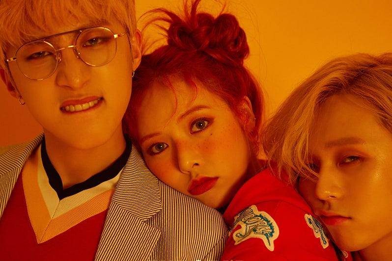 Resultado de imagen para triple h kpop