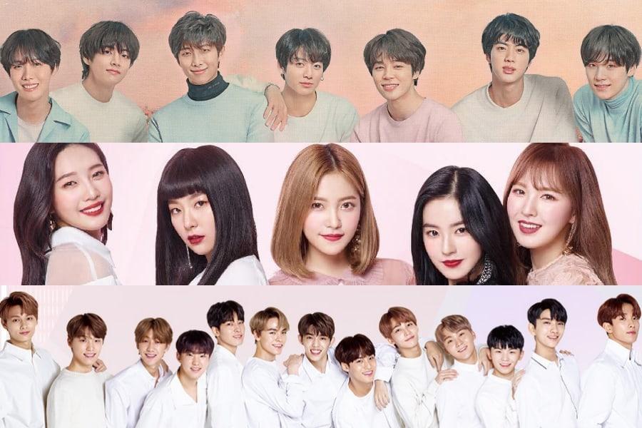 SBS anuncia lista de populares artistas para concierto en Taipei