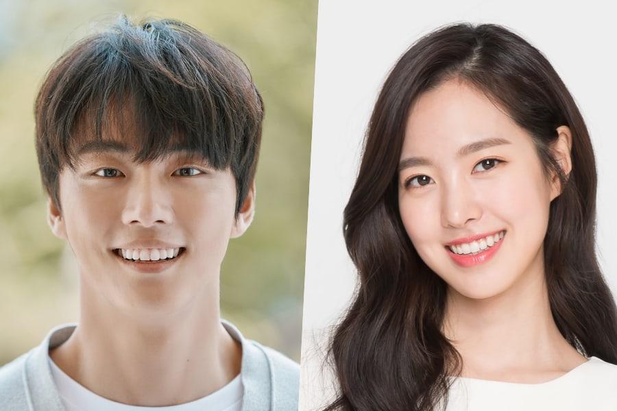 """Las coestrellas de """"Grand Prince"""" Yoon Shi Yoon y Jin Se Yeon niegan rumores de citas"""