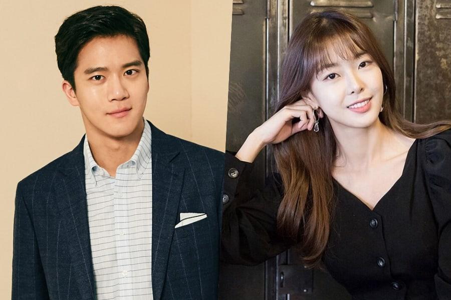 Ha Seok Jin se une a Go Won Hee en un nuevo drama de KBS basado en un popular webtoon