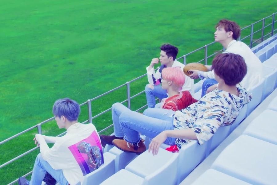 """N.Flying hace un sentimental comeback con el MV de """"How R U Today"""""""