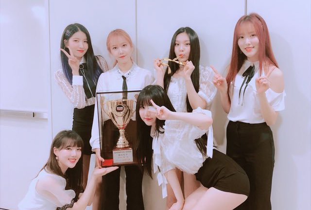 "GFRIEND obtiene séptima victoria para ""Time For The Moon Night"" en ""Show Champion"" – Presentaciones de Lovelyz, DreamCatcher y más"