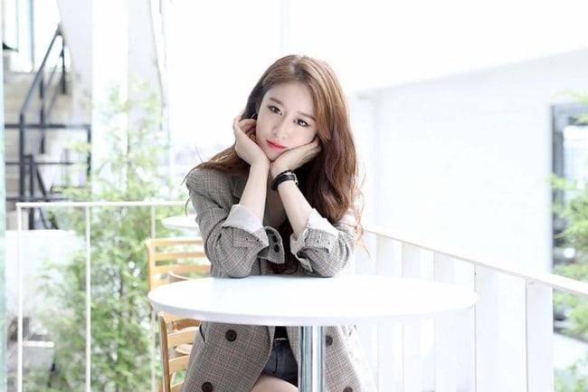 Jiyeon de T-ara firma contrato exclusivo con nueva agencia