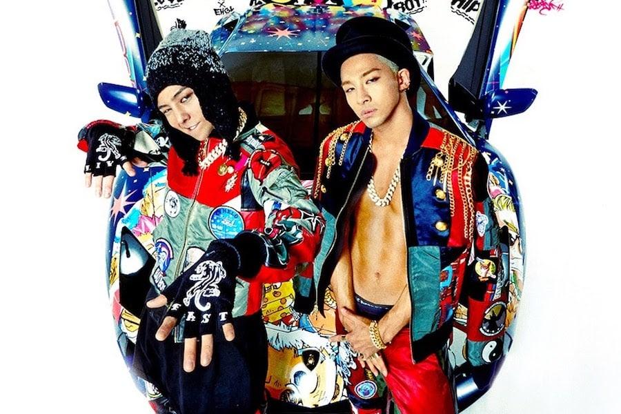 """Good Boy"" de GD X Taeyang llega a los 200 millones de visitas"