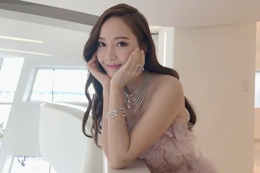 Jessica habla sobre asistir al Festival de Cine de Cannes y actividades futuras