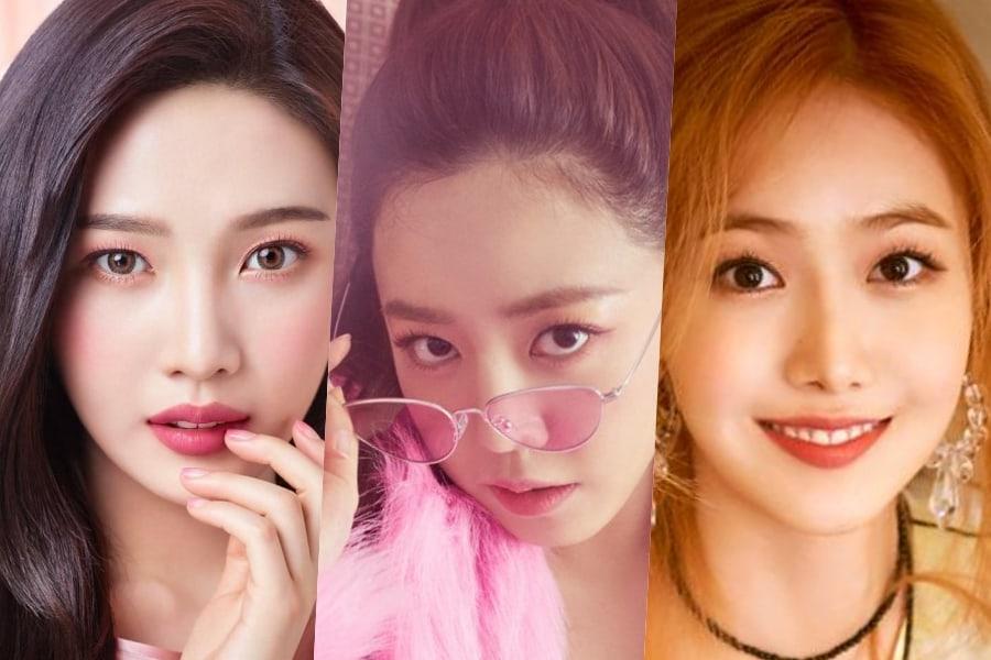 Se revela el ranking de reputación de marca para integrantes de grupos femeninos del mes de mayo