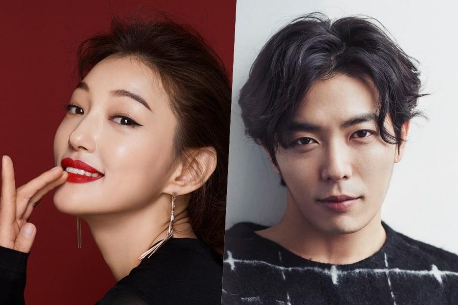Lee El responde a rumores de citas con Kim Jae Wook