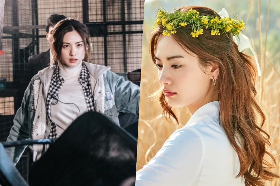 """Nana de After School brilla en las primeras imágenes individuales de su personaje para """"Four Sons"""""""