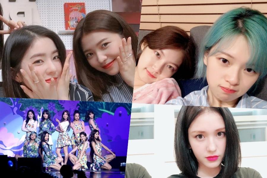Red Velvet, Jeon Somi, Gong Seung Yeon y más, vistas en el concierto de TWICE