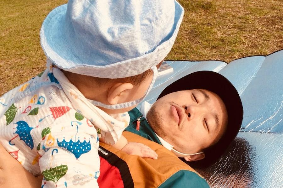 Gary comparte lindas fotos junto a su hijo