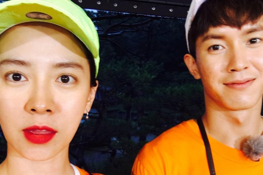 """El hermano de Song Ji Hyo revela una divertida verdad sobre ella en """"Running Man"""""""