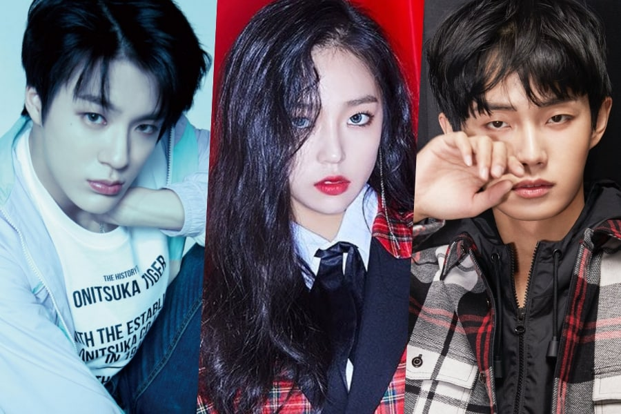"""Jeno de NCT, Yeeun de CLC y Kim Yong Guk elegidos como nuevos MCs para """"The Show"""""""