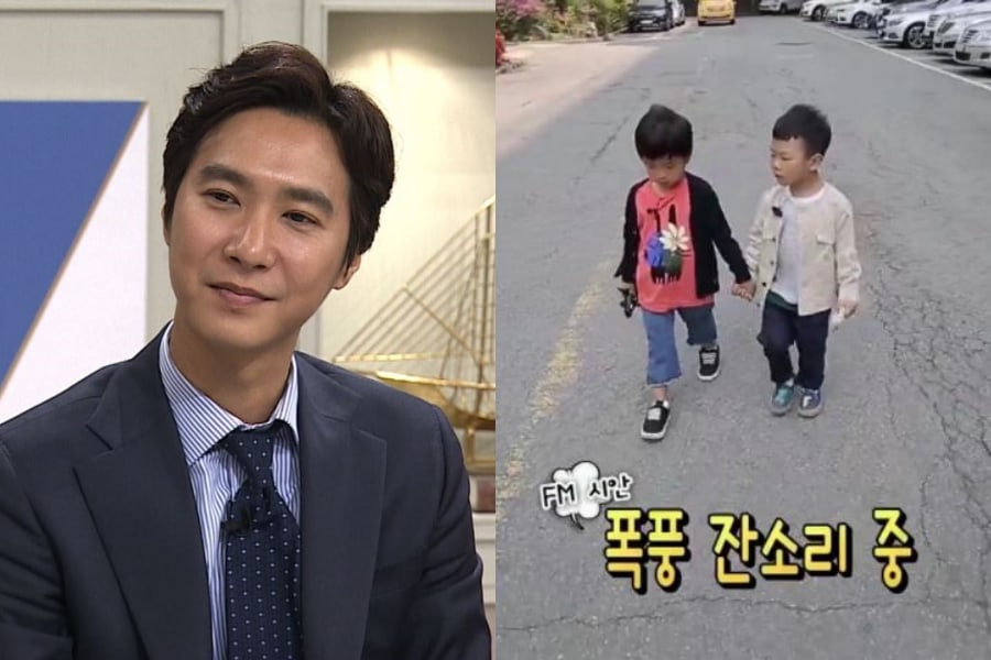"Go Ji Yong se enfrenta al desafío de cuidar a 4 niños en ""The Return of Superman"""