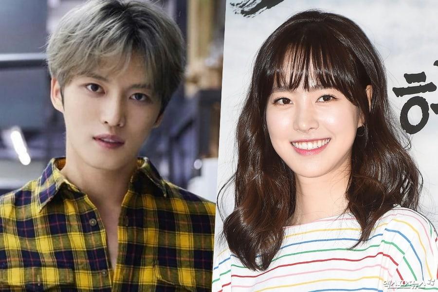 Kim Jaejoong de JYJ y Jin Se Yeon responden a las publicaciones sobre protagonizar juntos un nuevo drama