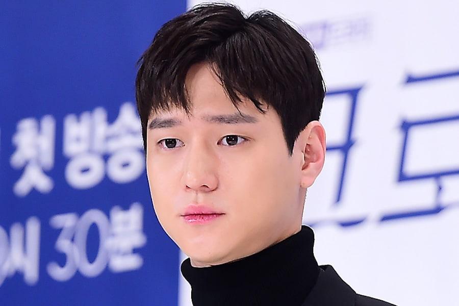 El actor Go Kyung Pyo se une al ejército