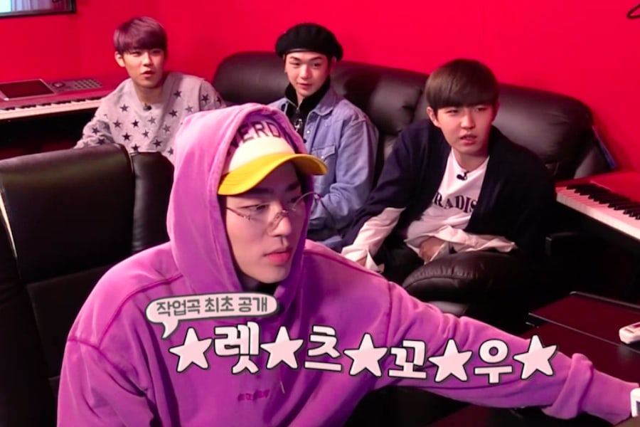 La unidad de Wanna One Triple Position y Zico empiezan a trabajar en su canción de colaboración