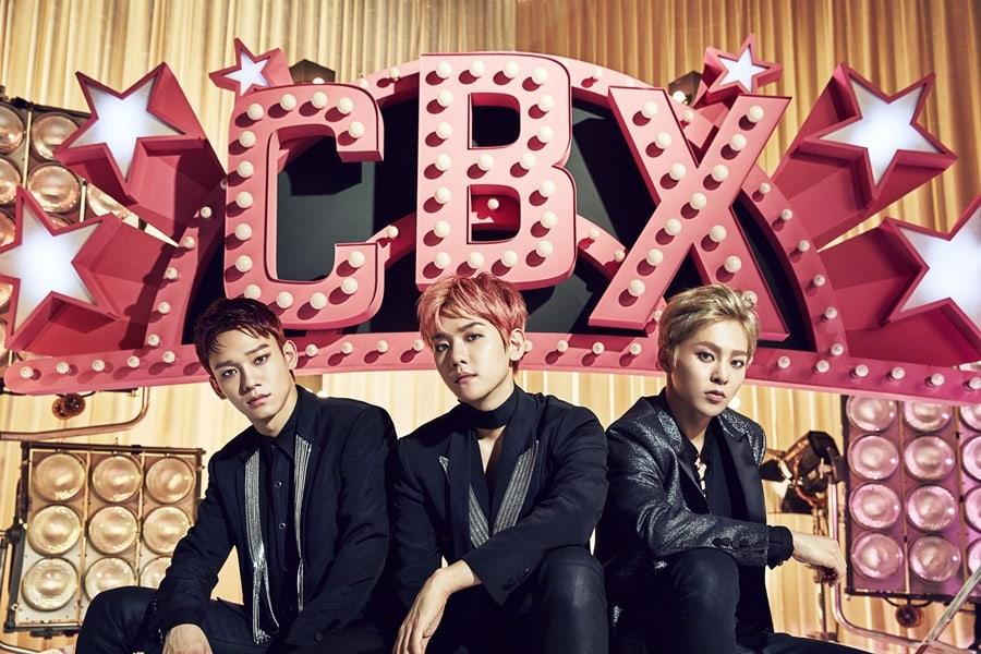 """El álbum """"MAGIC"""" de EXO-CBX encabeza la lista de álbumes semanales de Oricon"""