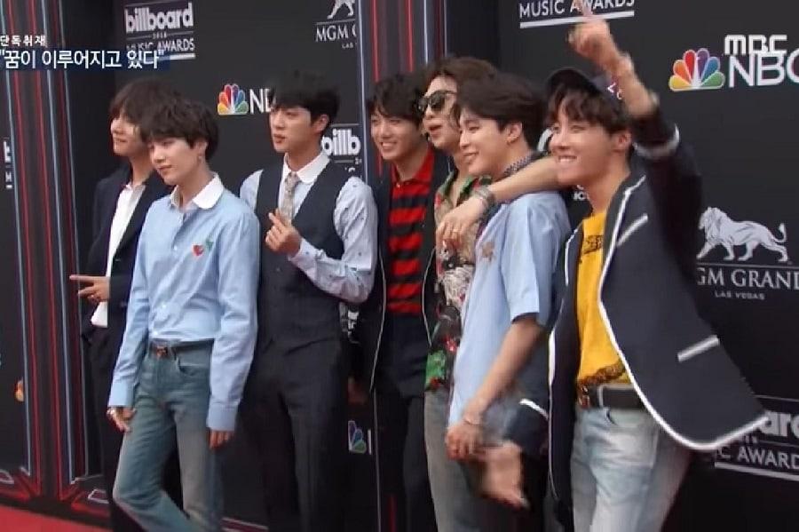 BTS habla sobre su experiencia en los Billboard Music Awards de 2018