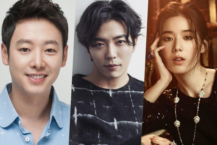 Kim Dong Wook, Kim Jae Wook y Jung Eun Chae son confirmados para nuevo drama supernatural de OCN