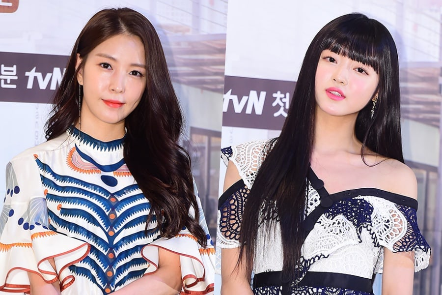 BoA y YooA de Oh My Girl hablan sobre por qué decidieron aparecer en su nuevo programa de variedades