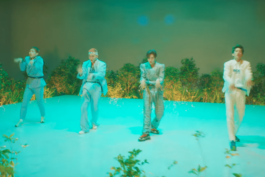 "[Actualizado] SHINee muestra su coreografía para ""Good Evening"" en colorido video-teaser"