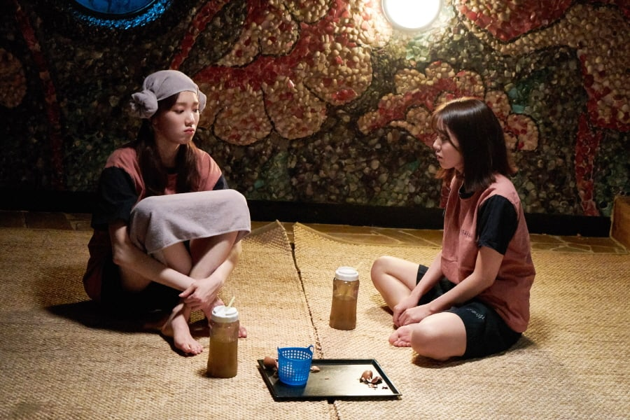 "Lee Sung Kyung y Han Seung Yeon realizan un plan juntas en ""About Time"""