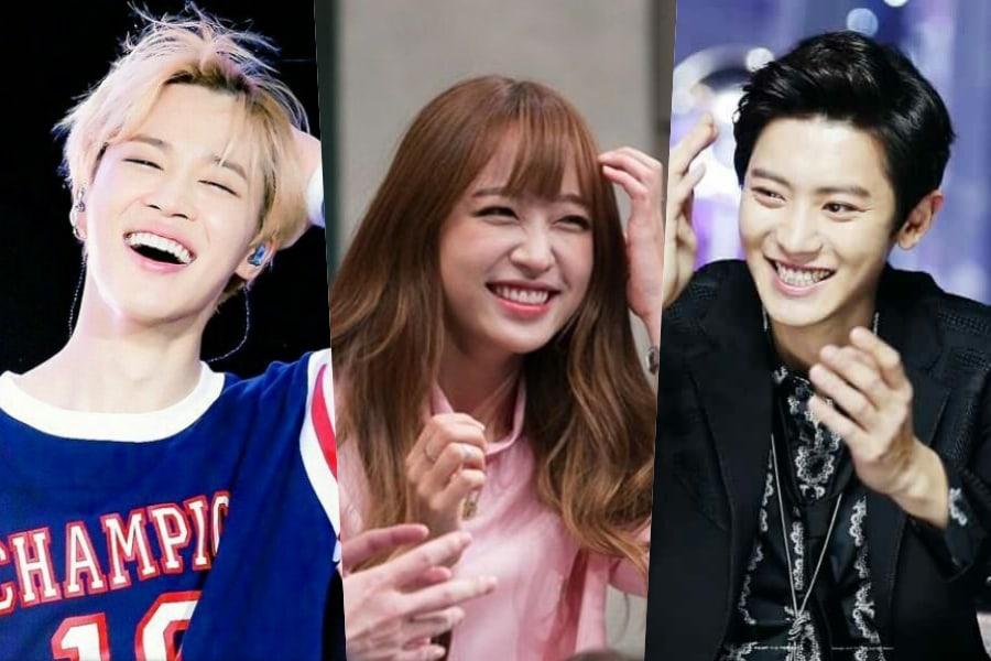 10 ídolos K-Pop que son conocidos por ser adorablemente torpes