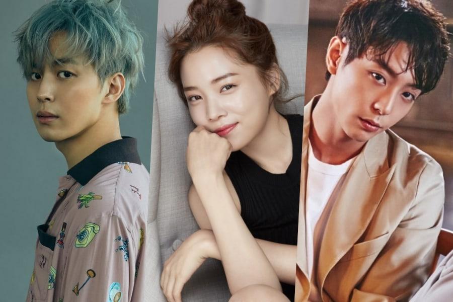 Hongbin de VIXX se une a Yoon So Hee y Hyun Woo en un nuevo drama
