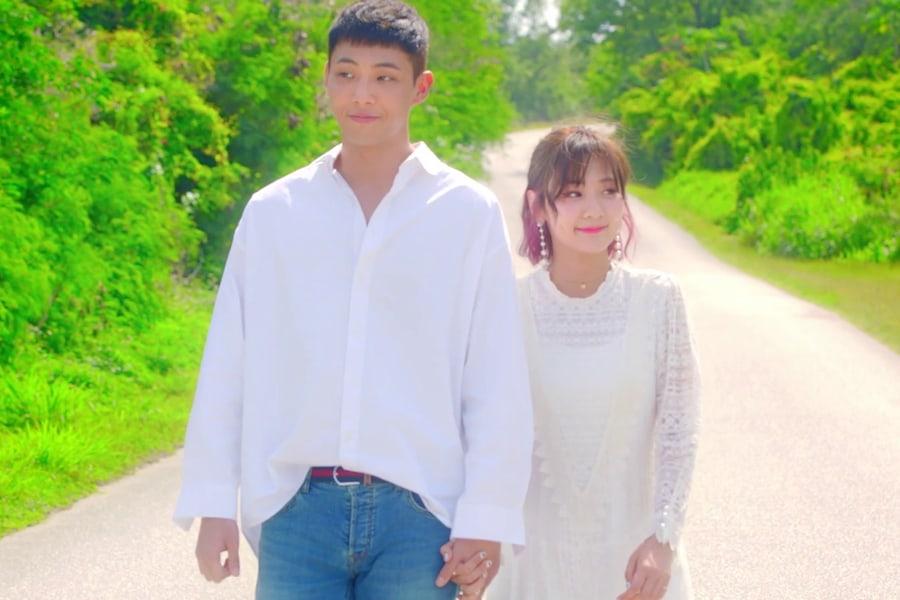 """Bolbbalgan4 revela el dulce vídeo musical de """"Wind"""" protagonizado por Ji Soo"""
