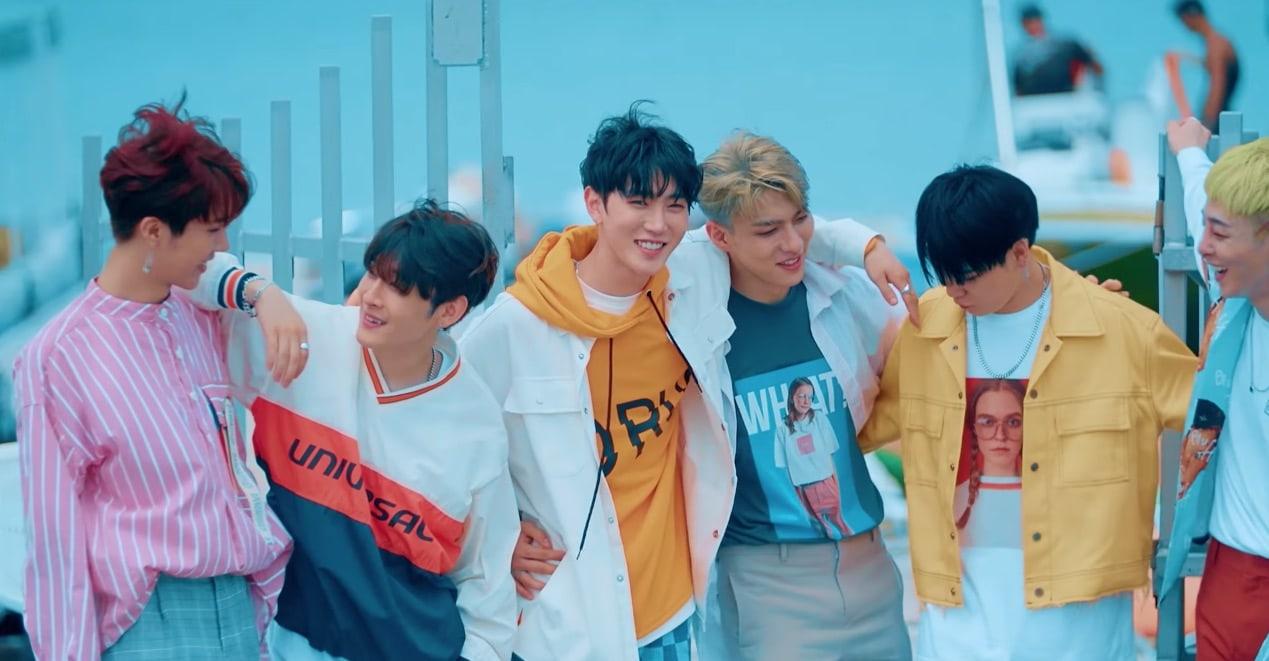 """NTB hace su debut coreano con el energético vídeo musical """"Dramatic"""""""