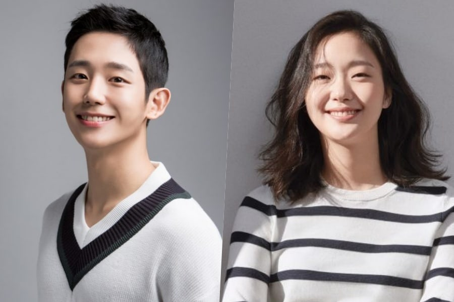 Jung Hae In y Kim Go Eun en conversaciones para protagonizar nueva película