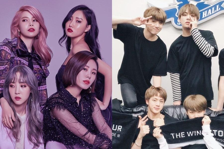 11 veces que grupos K-Pop mostraron perfectamente sus habilidades de armonización