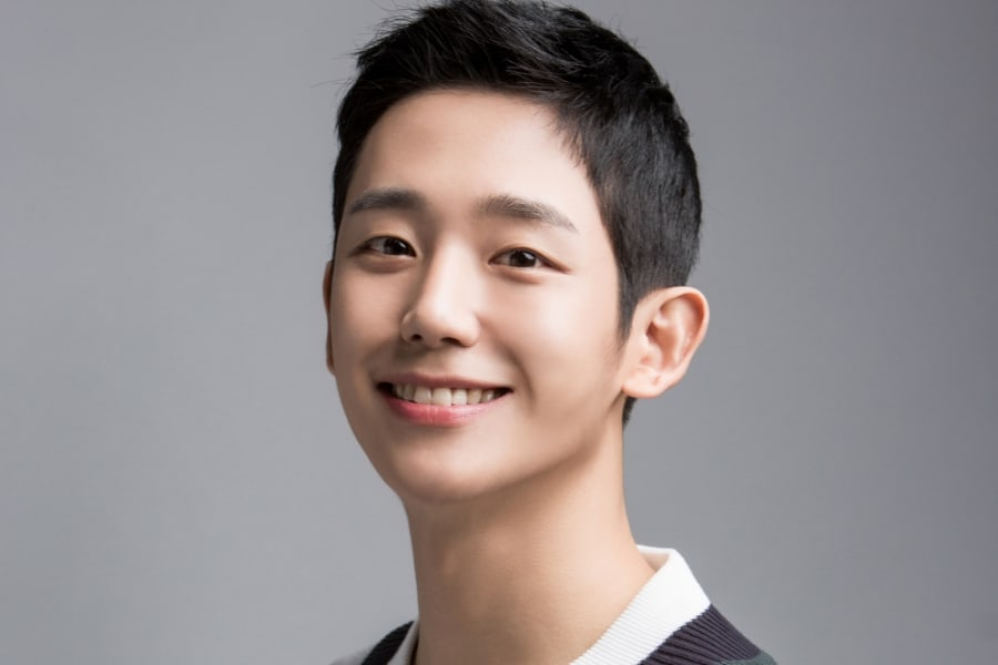 "Jung Hae In se compara a sí mismo con su personaje de ""Pretty Noona Who Buys Me Food"""