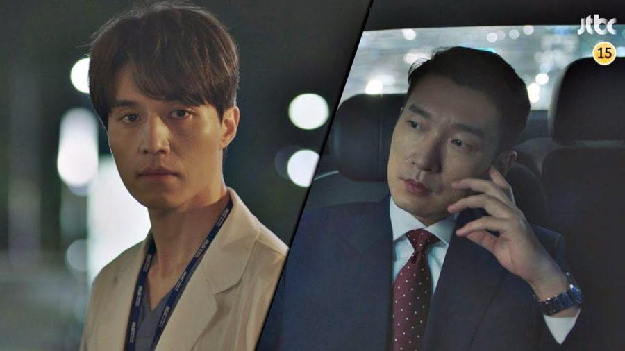 """""""Life"""", el nuevo drama de Lee Dong Wook y Cho Seung Woo estrena un impactante primer teaser"""