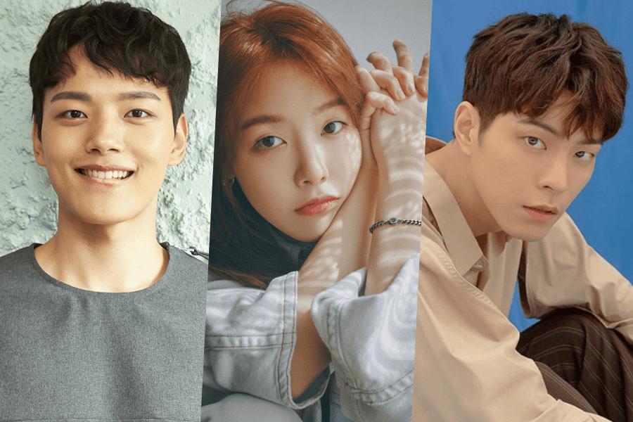 "Yeo Jin Goo y Minah de Girl's Day confirmados como protagonistas de ""Absolute Boyfriend"", Hong Jong Hyun en conversaciones"