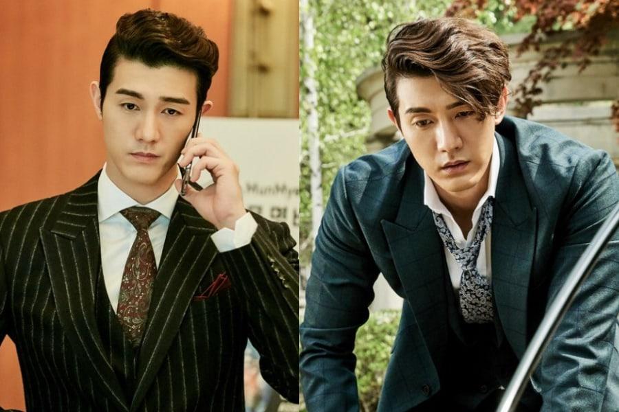 """Lee Ki Woo es bueno y malo en """"Four Sons"""""""