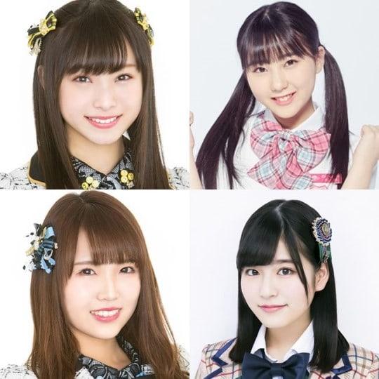 """Se informa que cuatro concursantes japonesas de """"Produce 48"""" habrían abandonado el programa"""