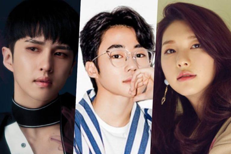 Ken de VIXX, Park Ji Bin y Kim Jin Kyung confirmados para protagonizar un nuevo web drama