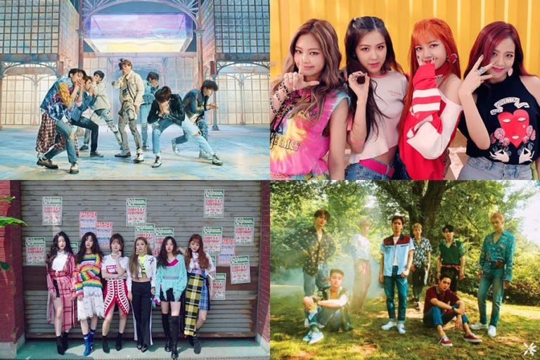 17 pistas K-Pop que te ayudarán a combatir el calor del verano