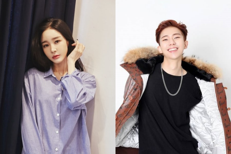 Lee Sa Gang responde a los rumores de citas con Kevin de ZE:A